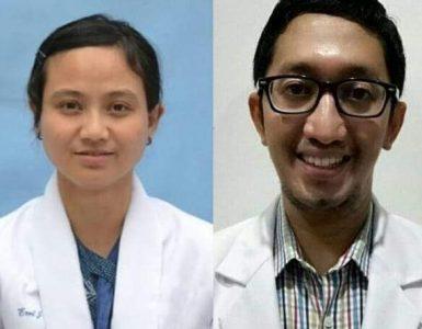 dr. Erni dan dr. Azzaky